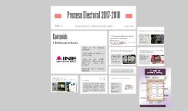 Proceso Électoral 2017-2018