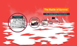 The Battle of Sommes