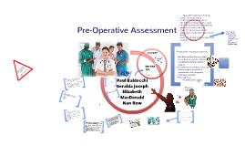 preoperative evaluation template - preoperative preparation anaesthesia by anna dite on prezi