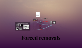 Forced removals