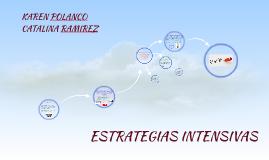 Copy of ESTRATEGIAS INTENSIVAS