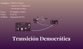 Transición Democrática