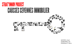 Strat innov Causses Cevennes Immobilier