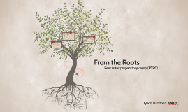 From the Roots: a humanistic approach to tutoring services