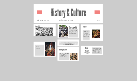 Shakespeare - History & Culture by Emelia