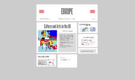 CULTURE AND ARTS IN THE EU