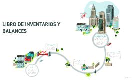 8. LIBRO DE INVENTARIOS Y BALANCES