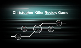 Christopher Kill Review Game