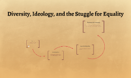 Diversity, Ideology, and the Stuggle for Equality