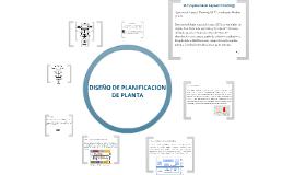 Diseño de Planificación de Planta (SLP)