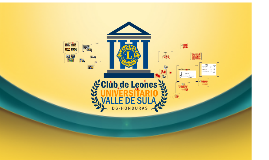 Copy of Club de Leones Universitario Valle de Sula es un grupo de jó