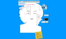 Non-verbal Communication