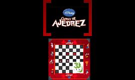 Curso de Ajedrez para niños con Disney