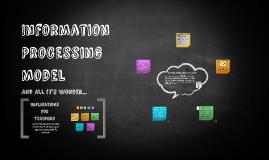 Copy of David Sousa's Information Processing Model