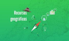 Recursos geográficos