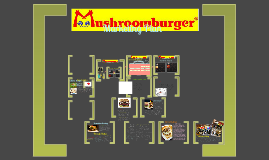 Copy of MARKETING PLAN MUSHROOM BURGER