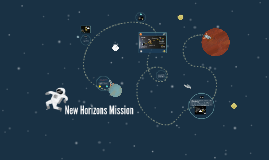What is the New Horizons mission?