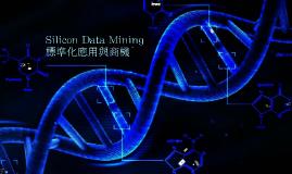 Silicon Data Mining 標準化應用與商機