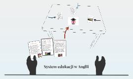 System edukacji w Anglii