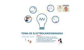 TOMA DE ECG PARA ENFERMERAS