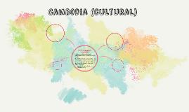 Cambodia (cultural)