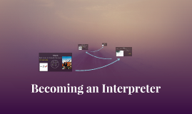 Interpreting Profession