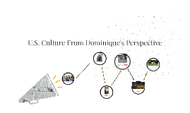 U.S. Culture From Dominique's Perspective