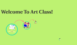 Welcome To Art Class!