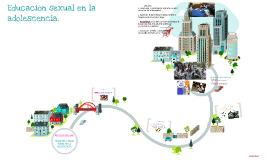 Educación sexual en la adolescencia.