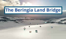 Copy of Beringia