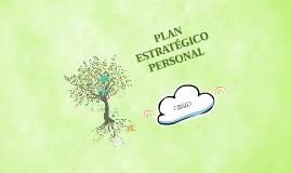Copy of PLAN ESTRATEGICO PERSONAL