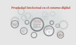 Propiedad Intelectual en entorno digital