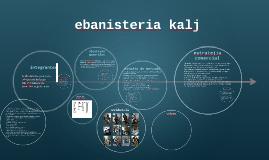 Copy of proyecto de grado: Ebanistería KALJ