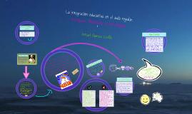 Copy of Copy of Copy of La integración educativa en el aula regular.