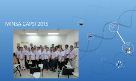MINSA CAPSI 2015