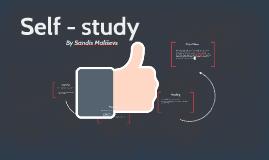 Self - study