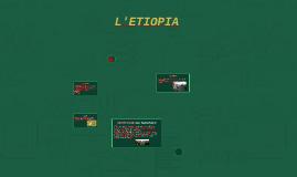 L'ETIOPIA