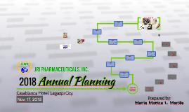 JRI Annual Planning