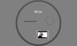 EDU 331
