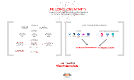 FEEDING CREATIVITY