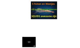 Squids Zijn Awesome