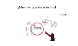 Historia de la Comunicación - Presentación