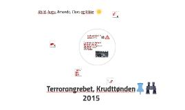 Terrorangrebet, Krudttønden 2015
