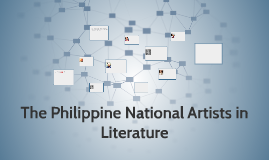The Philippine National Artists in Lerature