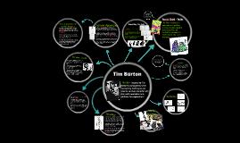 Tim Burton Prezi