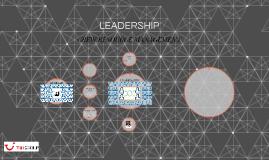 LEADERSHIP & CRM