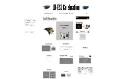 LU-ESL Celebration