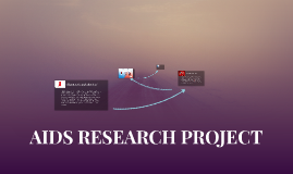 AIDS RESEARCH PROJECT