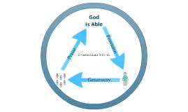2 Corinthians 9:11-15 Sermon