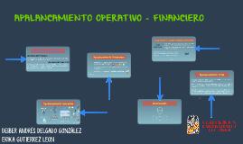 APALANCAMIENTO OPERATIVO - FINANCIERO